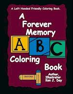 A Forever Memory ABC Coloring Book