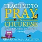 Teach Me to Pray in Chuukese
