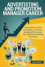 Advertisting and Promotion Manager Career (Special Edition)