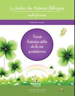 Le Jardin Des Histoires Bilingues Arabe-Francais Niveau 1