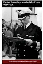 Pocket Battleship Admiral Graff Spee 1932-1940 af MR Gustavo Uruena a.