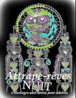 Attrape-Reves Nuit - Coloriages Pour Adultes