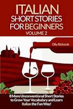 Italian Short Stories for Beginners Volume 2