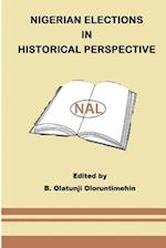 Nigerian Elections in Historical Perspective