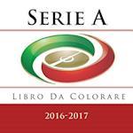 Serie a Libro Da Colorare