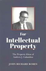 For Intellectual Property