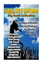 Healthy Living Big Book Collection