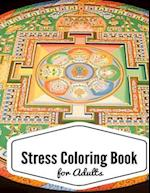 Stress Coloring Book for Adults