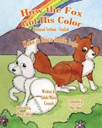 How the Fox Got His Color Bilingual Serbian English