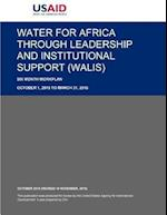 Water for Africa Through Leadership and Institutional Support (Walis)