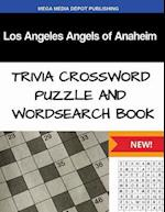 Los Angeles Angels of Anaheim Trivia Crossword Puzzle and Word Search Book