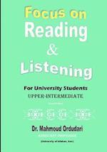 Focus on Reading & Listening