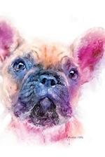 Color of a Frenchie Journal