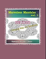 Marvelous Mandalas Vol. 1