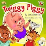 Twiggy Piggy af Tina Rantes