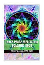 Inner Peace Meditation Coloring Book