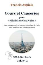 Cours Et Causeries Pour