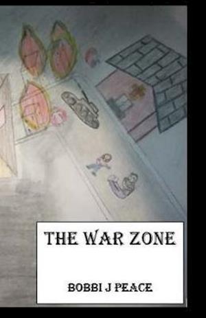 Bog, paperback War Zone af Bobbi J. Peace
