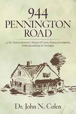 Bog, paperback 944 Pennington Road af Dr John N. Colen