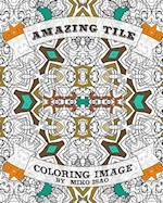 Amazing Tile Coloring Image