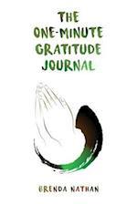 The One-Minute Gratitude Journal (Praying Hands Design)