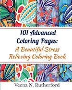 101 Advanced Coloring Pages