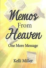 Memos from Heaven