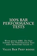 100% Bar Performance Tests