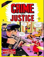 Crime and Justice #1 af Charlton Comics Group
