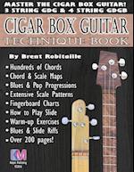 Cigar Box Guitar - Technique Book