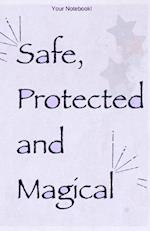 Your Notebook! Safe, Protected and Magical