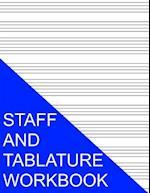 Staff and Tablature Workbook