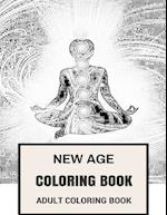 New Age Coloring Book