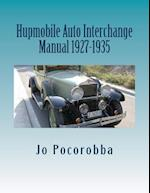 Hubmobile Auto Interchange Manual 1927-1935