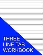 Three Line Tab Workbook