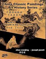 China Classic Paintings Art History Series - Book 4