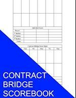 Contract Bridge Scorebook