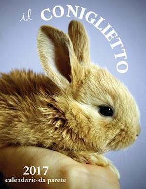 Bog, paperback Il Coniglietto 2017 Calendario Da Parete (Edizione Italia) af Aberdeen Stationers Co
