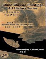 China Classic Paintings Art History Series - Book 5
