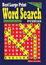 Best Large Print Word Search Puzzles