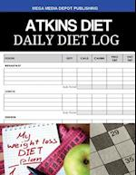 Atkins Diet Daily Diet Log