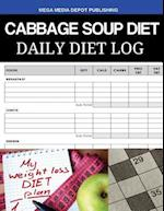 Cabbage Soup Diet Daily Diet Log