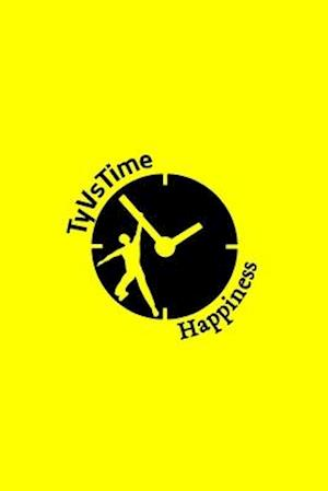 Bog, paperback Tyvstime - Happiness (the Yellow Book)