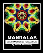 Mandalas Coloring Books for Adults