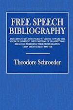 Free Speech Bibliography