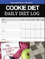 Cookie Diet Daily Diet Log