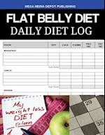 Flat Belly Diet Daily Diet Log