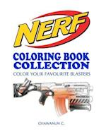 Nerf Coloring Book Collection - Vol.1