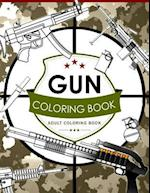 Gun Coloring Book Volume 2