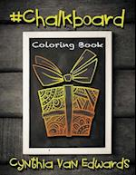 #Chalkboard #Coloring Book